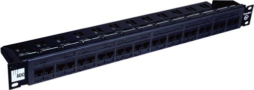 Adc krone 24 port patch panel
