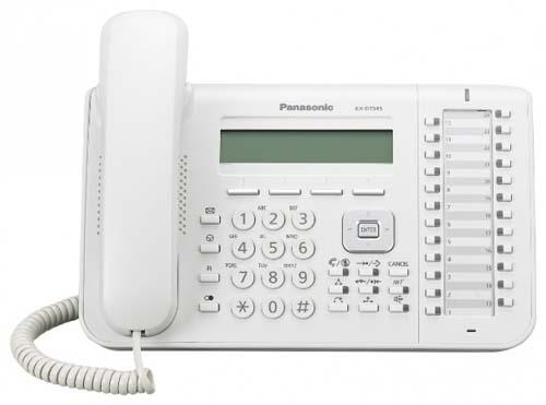 Kết quả hình ảnh cho Điện Thoại Lập Trình Panasonic KX-DT543X-XONG