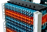 3M™ Integrated Splitter Block BRCP-SP1, 48 ports, wire wrapping