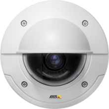 AXIS P3915-R Network Camera High-performance full HDTV camera with audio for onboard surveillance