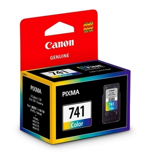 muc in canon cl 741 color ink cartridge