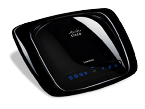 Linksys WAG320N Wireless-N ADSL2+ Gateway