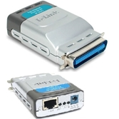 Print Server 2 port USB 2.0, 1 port Parallel, 1 port 10/100Mbps