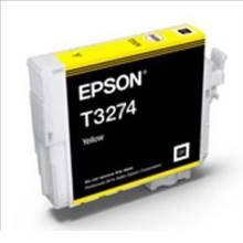 muc in epson c13t327400 yellow cho may in epson surecolor sc p407