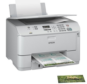 Máy in EPSON WORK FORCE PRO WP 4511