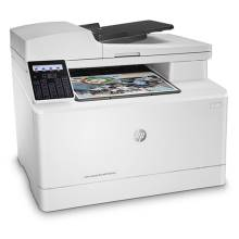 Máy in HP Color LaserJet Pro MFP M181FW T6B71A