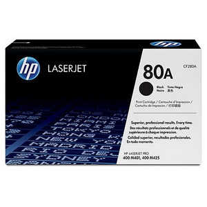 Mực in HP 80x Black LaserJet Toner Cartridge (CF280x)