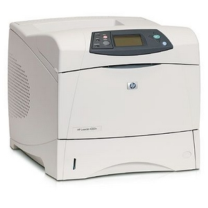 may in hp laserjet 4350n printer q5407a
