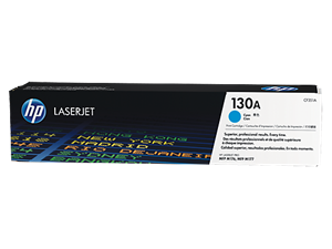 muc in hp 130a cyan original laserjet toner cartridge cf351a