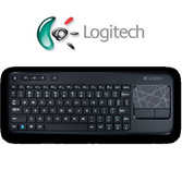 Keyboard Logitech Wireless K400