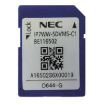 Card SD Card 1GB for InMail Storage NEC IP7WW-SDVMS-C1