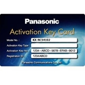 Panasonic KX-NCS4102 Activation key IP Trunk : 2 kênh IP Trunk ( H232 / SIP )