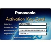 kx nsm104 activation key mo rong 4 kenh trung ke ip h323sip cho tong dai ip panasonic kx ns300