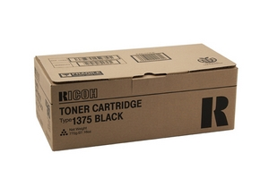 Mực in Ricoh 1375, Black Toner Cartridge