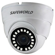 CAMERA DOME SAFEWORLD CA 105IP 2.0M POE FULL HD