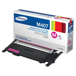 muc in samsung clt m407s magenta toner cartridge