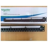 Schneider Digilink Category 6 UTP 24-port Patch Panel