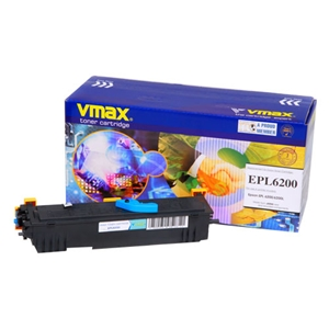 Mực in Vmax EP 6200, Black Toner Cartridge