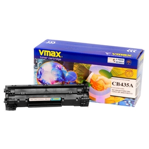 Mực in Vmax 35A, Black Toner Cartridge (CB435A)