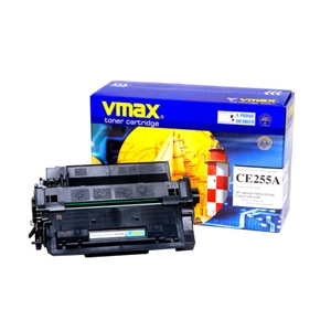 Mực in Vmax 55A, Black Toner Cartridge (CE255A)