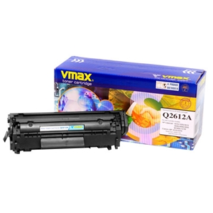 Mực in Vmax 12A Black Toner Cartridge