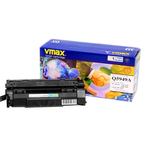 Mực in Vmax 49A, Black Toner Cartridge (Q5949A)