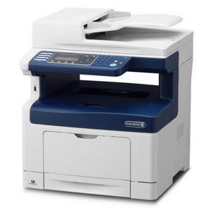 Máy Fax Xerox DocuPrint M455df, In, Scan, Copy, Fax, Network, Duplex