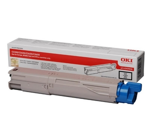 Mực in Oki C3300n/C3400n/C3600n Black Toner Cartridge (43459456)